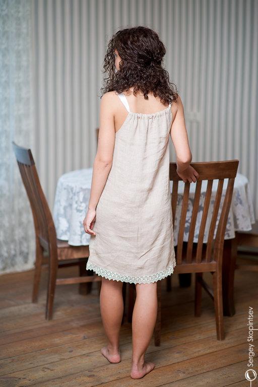 Lina vasaras kleita